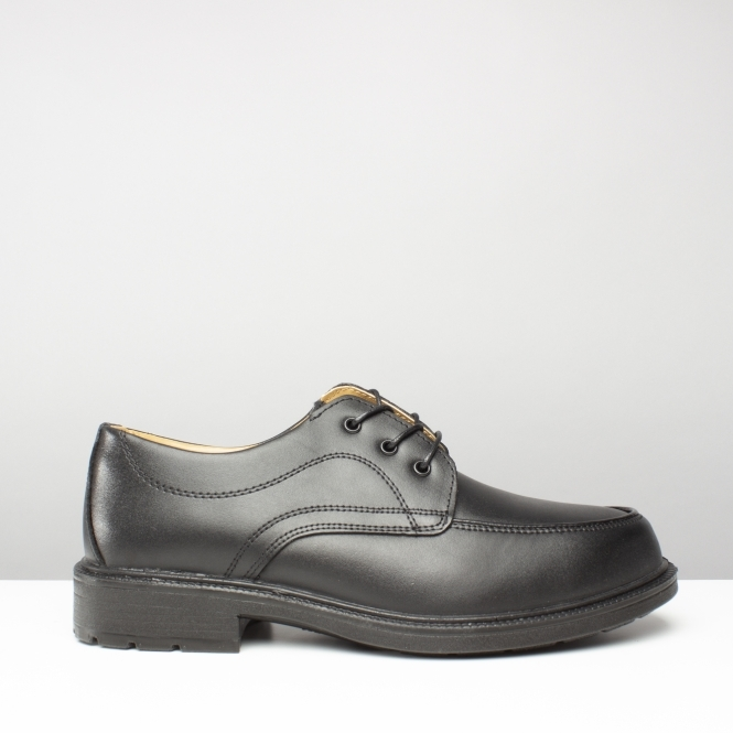 5570e80d52f Amblers Safety FS65 Mens Leather Safety Shoes Black