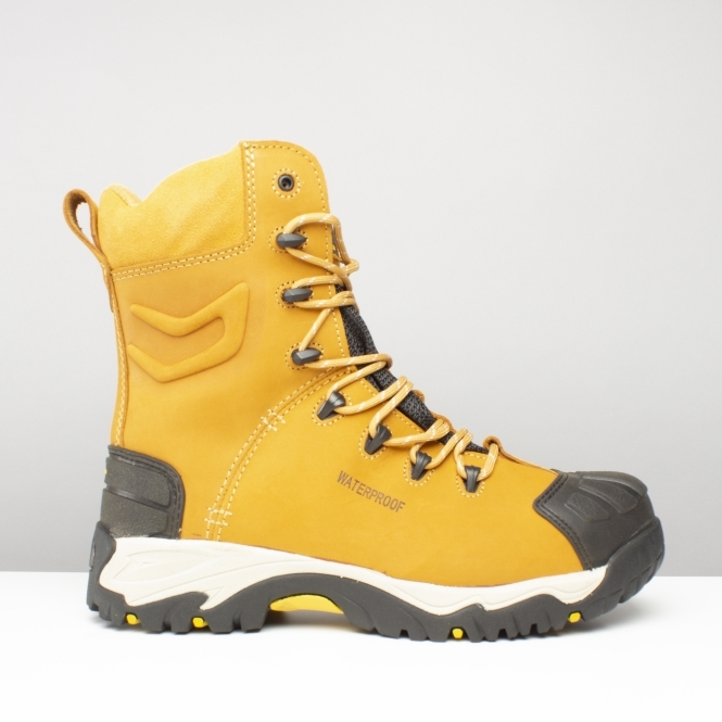 Safety Boots Safety Amblers Mens FS998 Leather Honey tQdshrCx