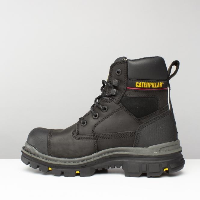 df0dd7f7988 Cat ® GRAVEL Mens Safety Boots Black