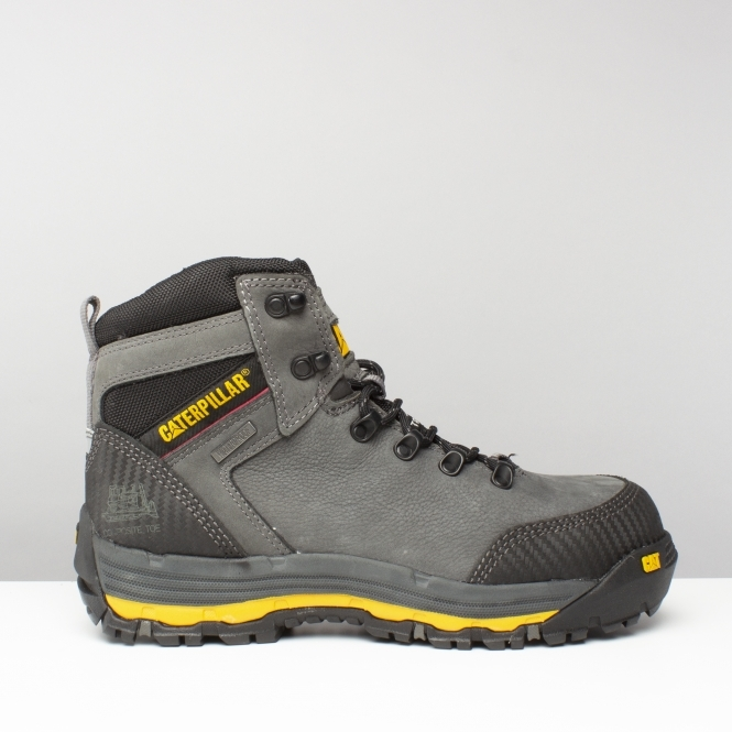 846f78518b3 Cat ® MUNISING Mens Safety Boots Grey