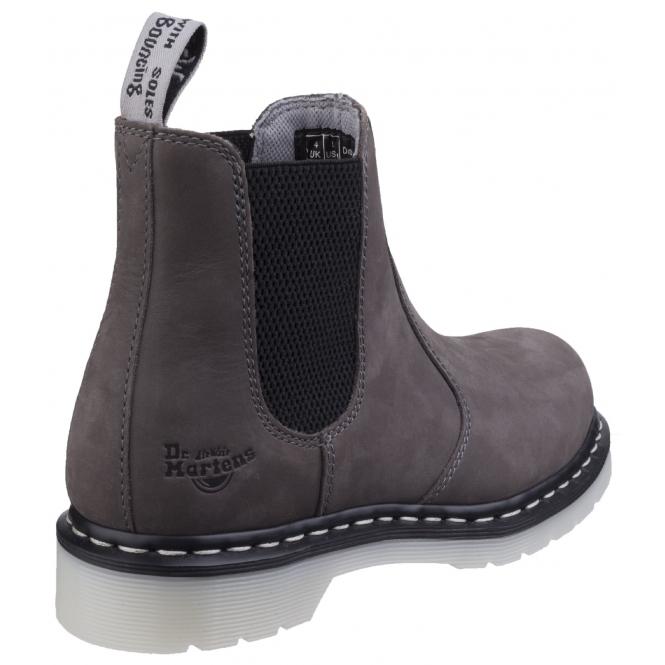 pick up shop best sellers women ARBOR ST Ladies Nubuck Dealer Safety Boots Grey Wind River