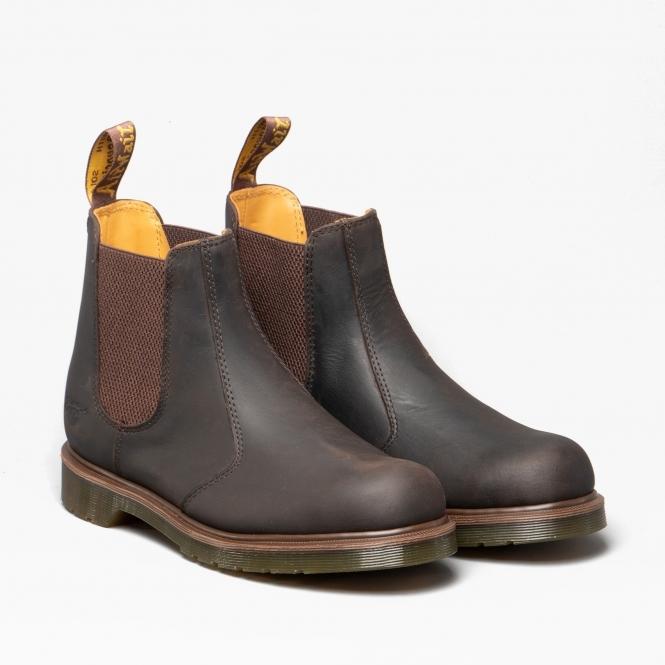 dr martens steel toe cap chelsea boots