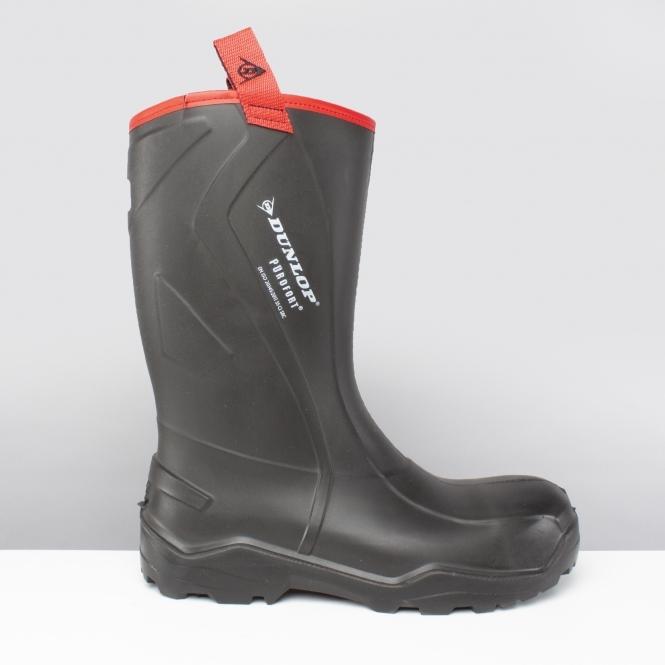 Dunlop Mens Purofort Full Safety Boots