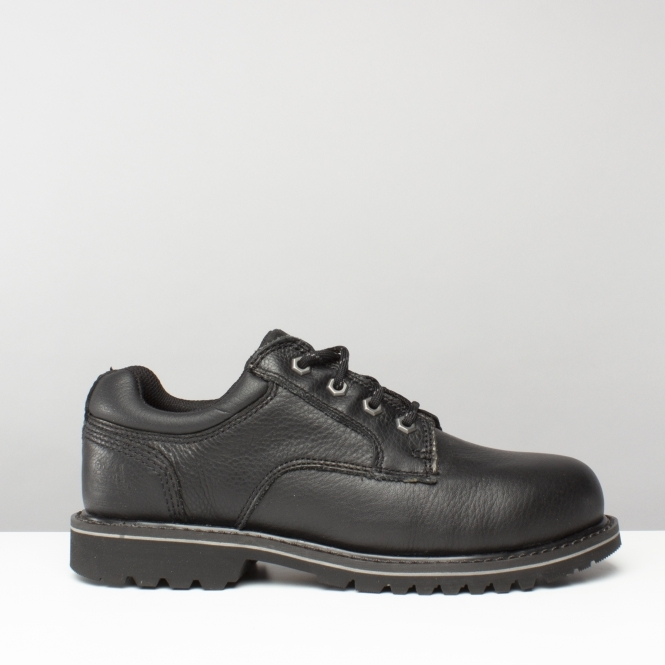 caterpillar safety shoes black