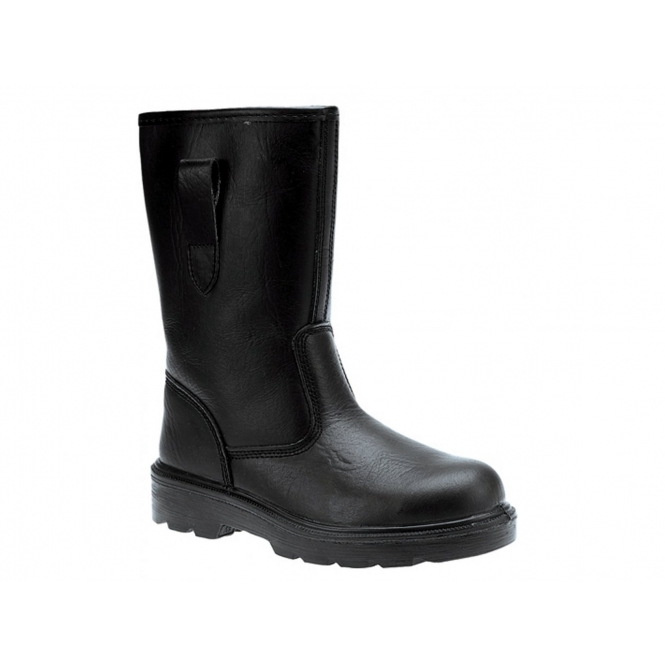 f3c07ee1c21 M021A Mens Rigger Safety Boots Black