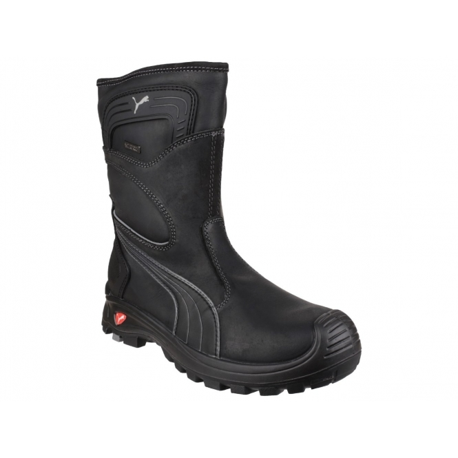 ca185968580 RIGGER 630440 Mens Safety Leather Rigger Boots Black