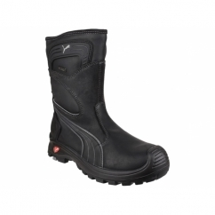 926eb2b2108563 RIGGER 630440 Mens Safety Leather Rigger Boots Black