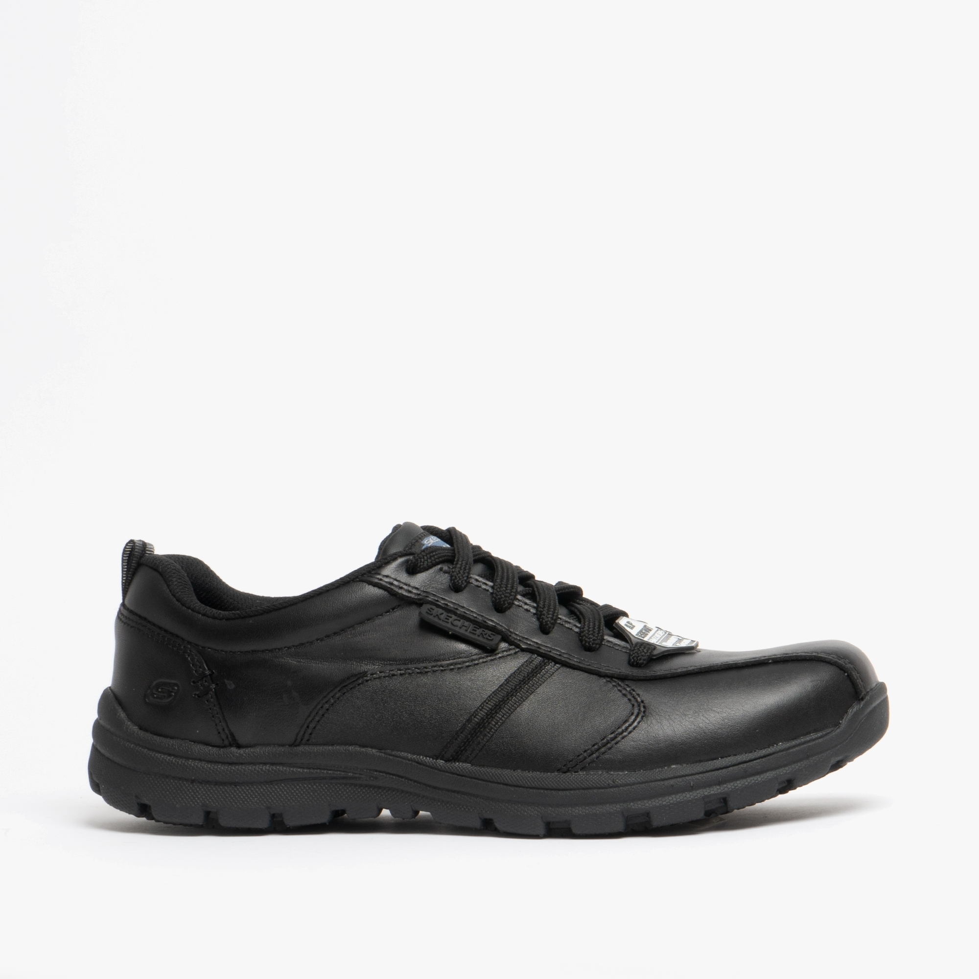 Skechers WORK: RELAXED FIT HOBBES Mens