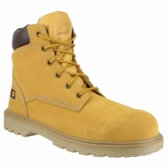 HERO 6201090 Unisex S3 SRC Safety Boots Wheat