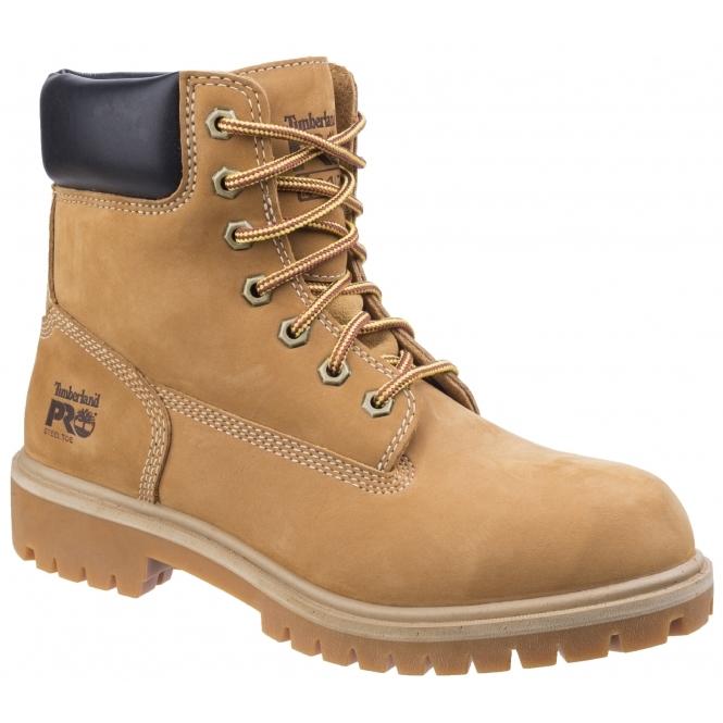 suicidio manga taburete  Timberland Pro DIRECT ATTACH Ladies Safety Boots Wheat   SteelToeBoots.co.uk