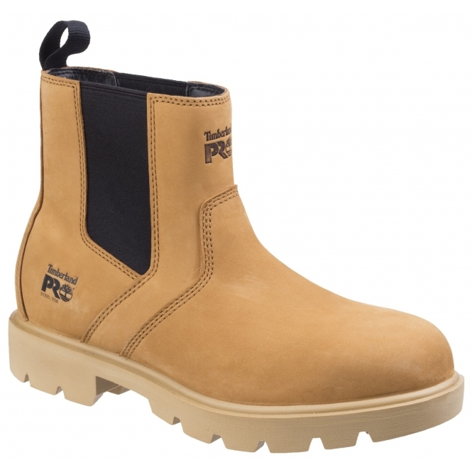 Favor puede Violín  Timberland Pro SAWHORSE DEALER Mens Safety Boots Wheat   SteelToeBoots.co.uk
