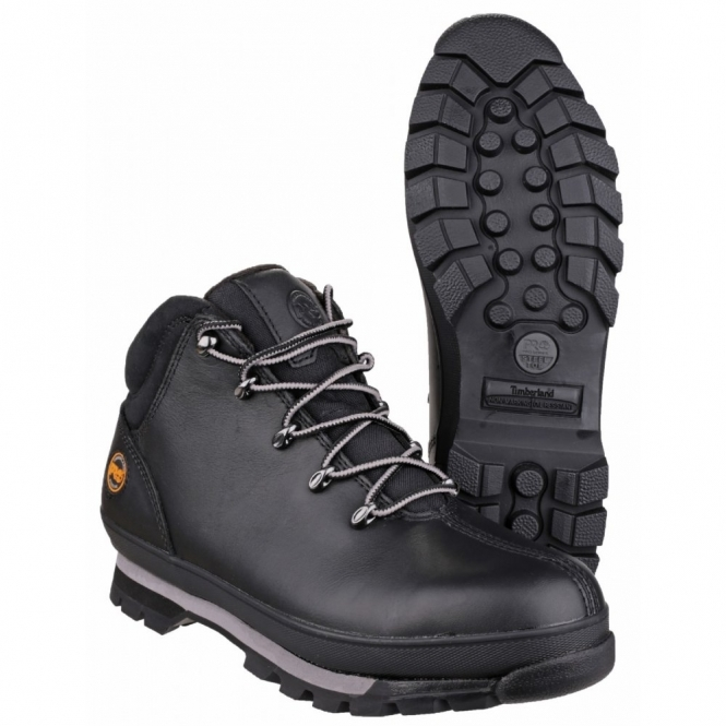 76396bc2cdc SPLIT ROCK PRO S3 Mens Safety Leather Boots Black
