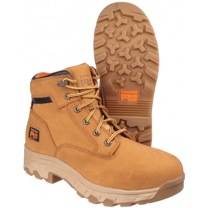 6b9d4c4941e Timberland Pro WORKSTEAD Mens Nubuck Safety Boots Wheat